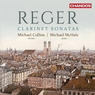 Clarinet Sonatas 1, 2, 3 : Michael Collins(Cl)McHale(P)