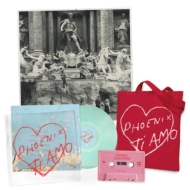 Ti Amo: Lp Deluxe Bundle (Lp+cassette+poster+tote Bag)
