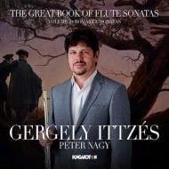 『The Great Book of Flute Sonatas Vol.2〜ロマン派 ドニゼッティ、クーラウ、ライネッケ、カルク=エーレルト』 ゲルゲイ・イッツェーシュ