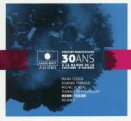 Concert 30 Ans Label Bleu