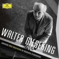 Walter Gieseking : Complete Bach Recordings On DG +Schumann Piano Concerto : Wilhelm Furtwangler / Berlin Philharmonic (7CD)