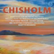 ヴァイオリン協奏曲、舞踏組曲、前奏曲集 マシュー・トラスラー、ダニー・ドライヴァー、マーティン・ブラビンズ&BBCスコティッシュ交響楽団
