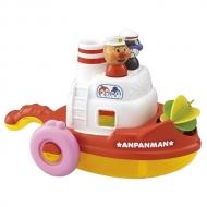 アンパンマン 水車でくるくる!おふろでパズルボート
