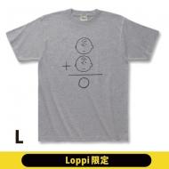 チャーリーTシャツ(L)スヌーピー【Loppi限定】