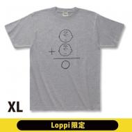 チャーリーTシャツ(XL)スヌーピー【Loppi限定】