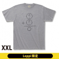 チャーリーTシャツ(XXL)スヌーピー【Loppi限定】