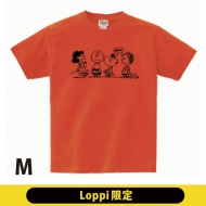 フレンズTシャツ(M)スヌーピー【Loppi限定】