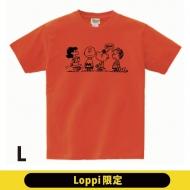 フレンズTシャツ(L)スヌーピー【Loppi限定】