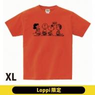 フレンズTシャツ(XL)スヌーピー【Loppi限定】