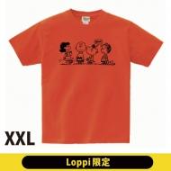 フレンズTシャツ(XXL)スヌーピー【Loppi限定】