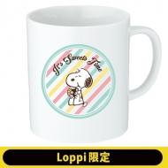 マグカップ(スイーツ)スヌーピー【Loppi限定】