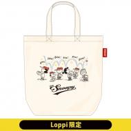 トートバック(スポーツ)スヌーピー【Loppi限定】