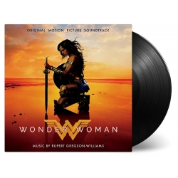 Wonder Woman (2枚組/180グラム重量盤レコード)
