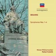 Complete Symphonies : Rafael Kubelik / Vienna Philharmonic (2CD)
