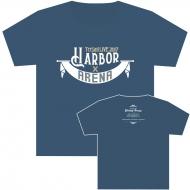 ツアーTシャツ【M】(ネイビー)/ TrySail Harbor×Arena