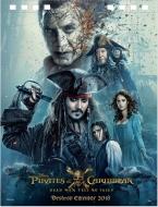 2018年卓上カレンダー / パイレーツ・オブ・カリビアン 最後の海賊