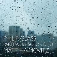 無伴奏チェロのためのパルティータ第1番、第2番 マット・ハイモヴィッツ
