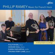 Music For French Horn: Philip Myers Howard Wall(Hr)Darvarova(Vn)Perry Lamb(P)