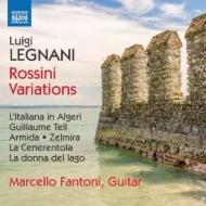 ロッシーニによる変奏曲集 マルチェロ・ファントーニ(ギター)