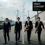 Debut Concert : The Rev Saxophone Quartet