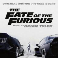 ワイルド・スピード Ice Break スコア版 (原題:The Fate Of The Furious)(シルバー・ヴァイナル仕様/180グラム重量盤レコード)