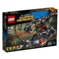 レゴ 76086 スーパー・ヒーローズ ナイトクローラー・トンネル・アタック