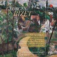 ピアノ作品集〜演奏会用大ワルツ、無言歌『ラインの歌』、『アルルの女』組曲第1番、他 ヨハン・ブランシャール