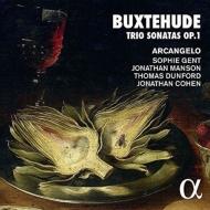 Sonatas Op, 1, : J.cohen / Arcangelo S.gent(Vn)J.manson(Gamb)Dunford(Lute)