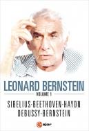 レナード・バーンスタイン生誕100周年記念DVDボックス(6DVD)