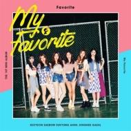 1st Mini Album: My Favorite