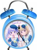 『NEW GAME!!』オリジナルボイス入り時計(青葉×ゆんVer.)【Loppi・HMV限定】