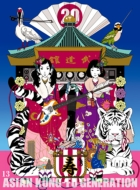 ASIAN KUNG-FU GENERATION/映像作品集13巻 tour 2016 - 2017 20th Anniversary Live At 日本武道館 (Deluxe Edition)