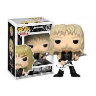 POP! -Rock Series: Metallica フィギュア ジェイムズ・ヘットフィールド