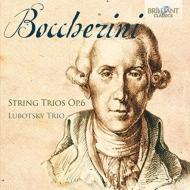 String Trio Op, 6, : Lubotsky Trio