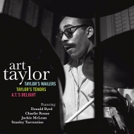 Taylor's Wailers & Taylor's Tenors -A.T.'s Delight (2CD)