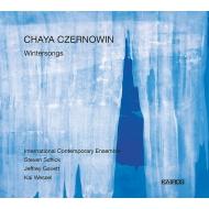 『冬の歌』『5つのアクション・スケッチ』より カイ・ヴェッセル、ジェフリー・ギャヴェット、ウィリアム・シンメル、他
