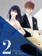 TVアニメ「ボールルームへようこそ」 第2巻【Blu-ray】