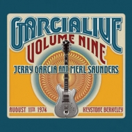 Garcia Live Volume Nine: August 11th 1974 Keystone