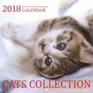 2018カレンダー キャッツコレクション 壁掛