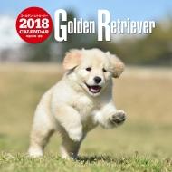 2018大判カレンダー ゴールデン・レトリーバー