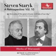 Violin Concerto, 2, Etc: Staryk(Vn)Deslauriers / -a Retrospective Vol.10