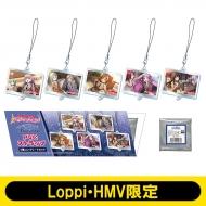 【Loppi&HMV限定】「バンドリ! ガールズバンドパーティ!」PVCストラップセット(Roselia)