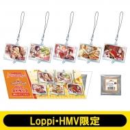 【Loppi&HMV限定】「バンドリ! ガールズバンドパーティ!」PVCストラップセット(ハロー、ハッピーワールド!)