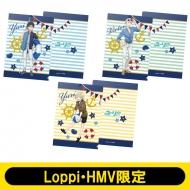 ユーリ!!! on ICE / クリアファイルセット(サマーバケーションVer.)【Loppi・HMV限定】