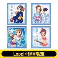 アイドルマスターシンデレラガールズ / スタンド付ミニ色紙セット(クールver.)【Loppi&HMV限定】