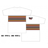 HiGH&LOW THE LAND Tシャツ/WHITE