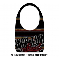 HiGH&LOW THE LAND メッシュバッグ