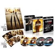 LOGAN/ローガン <4K ULTRA HD + 2Dブルーレイ/4枚組>
