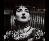 『椿姫』全曲 カルロ・マリア・ジュリーニ&スカラ座、マリア・カラス、ジュゼッペ・ディ・ステーファノ、他(1955 モノラル)(2CD)