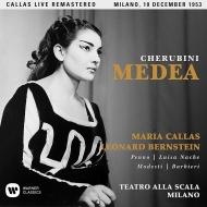 『メディア』全曲 レナード・バーンスタイン&スカラ座、マリア・カラス、フェドーラ・バルビエーリ、他(1953 モノラル)(2CD)